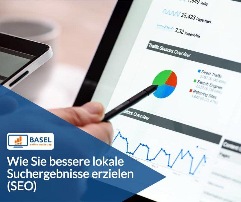 Wie Sie bessere lokale Suchergebnisse erzielen (SEO)