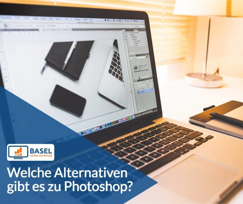 Welche Photoshop Alternativen gibt es?