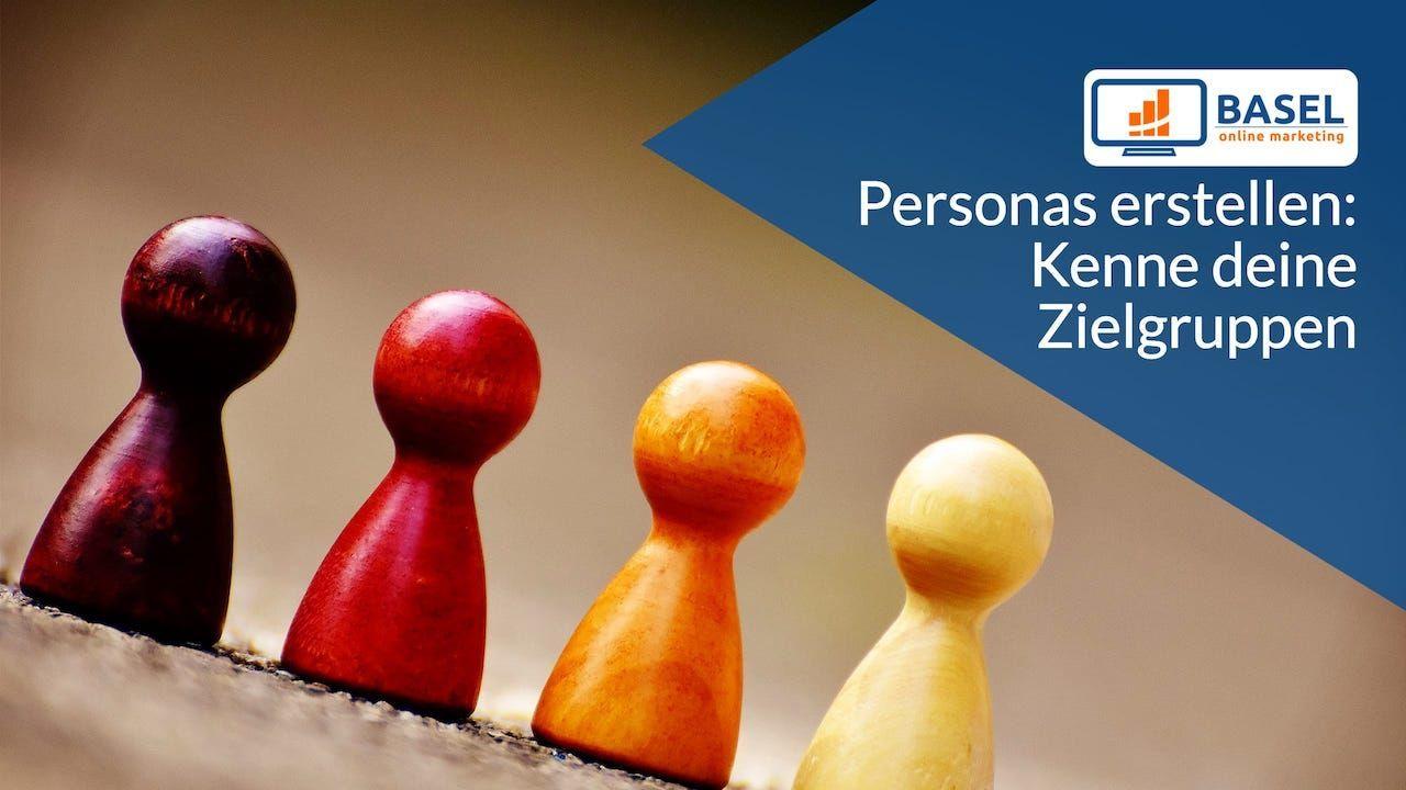 Personas erstellen: Kenne deine Zielgruppen